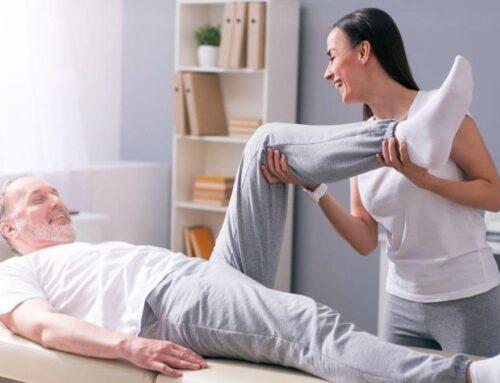Beneficios de la Fisioterapia en personas mayores