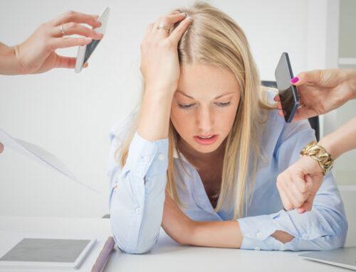 Masaje descontracturante para liberar el estrés