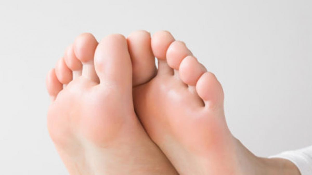 Uñas de los pies: problemas más comunes
